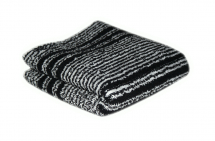 HAIR TOOLS TOWEL BLACK JACK