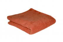 HAIR TOOLS TOWEL TERRACOTTA