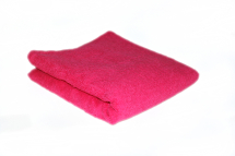 HAIR TOOLS TOWEL HOT PINK