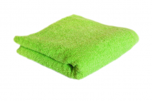 HAIR TOOLS TOWEL LIME GREEN