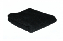 HAIR TOOLS TOWEL BLACK