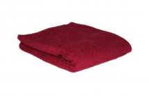 HAIR TOOLS TOWEL BURGUNDY