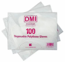 POLY GLOVES 100 ESSENTIALS