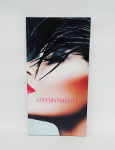 APPOINTMENT BOOK 3 COL DARK