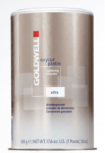GOLDWELL OXYCUR PLATIN DUST FREE ULTRA BLEACH 500g