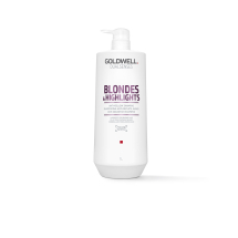 GOLDWELL DUALSENSES BLONDE & HIGHLIGHT SHAMPOO 1000ML