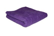 HAIR TOOLS TOWEL PURPLE