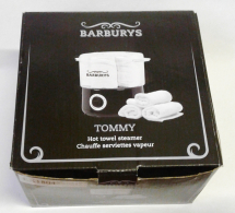 TOMMY HOT TOWEL STEAMER