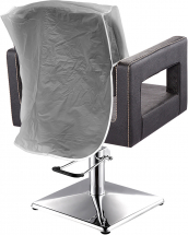 CHAIR BACK COVER 22inch CLEAR