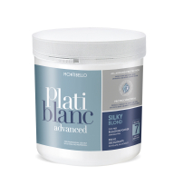 MONTIBELLO PLATI BLANC ADVANCE SILKY BLONDE BLEACH 500g 7 LIFT
