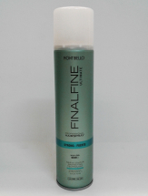 MONTIBELLO FINALFINE GAS FREE HAIRSPRAY 400ML STRONG