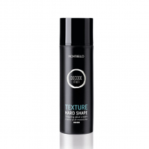 MONTIBELLO DECODE TEXTURE MEN HARD SHAPE 150ML