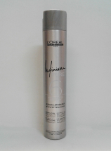 L'OREAL INFINIUM PURE HAIRSPRAY 500ML STRONG